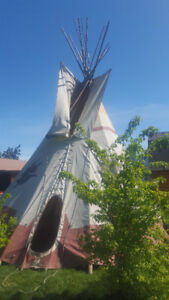 22' Sioux Tipi / Teepee OBO