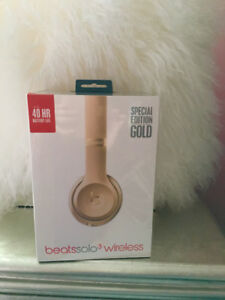 Beats wireless solo 3 special edition headphones