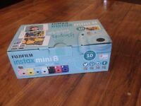 Fujifilm Instax mini (boxed/sealed/never used)