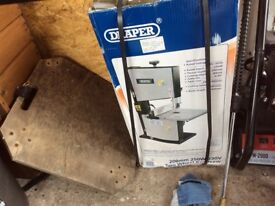 Draper bandsaw. Unused still in box. Genuine reason for sale. Pick up only.