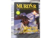 Murder by Candlelight board game