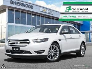 2016 Ford Taurus Limited AWD Only 6,500KMS!!