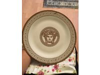 versace dinner plates