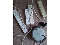 Multi plug adaptors