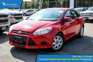 2014 Ford Focus SE AM/FM Radio and Air Conditioning