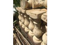 Bowland Stone Balustrade set