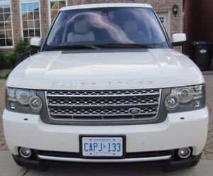 2010 Land Rover Range Rover HSE SUV, Crossover