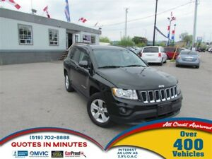 2013 Jeep Compass NORTH EDITION | 4X4 | CLEAN