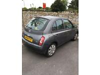 Nissan Micra '04 *£30 road tax* Economical Diesel