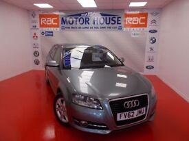Audi A3 TDI SE (£20.00 ROAD TAX) FREE MOT'S AS LONG AS YOU OWN THE CAR!!! (grey) 2012