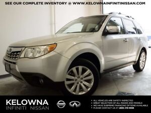 2011 Subaru Forester 2.5 X Limited AWD
