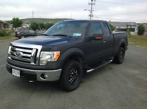 2009 FORD F150 SUPERCAB XLT 4X4 FOR SALE BY OWNER