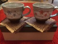 Traditional Japanese Tea Cups