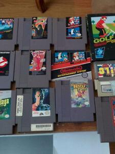 Nes/Sega/Snes/N64 + More Games/Old Skool Gamers