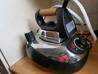 Steam iron fully working