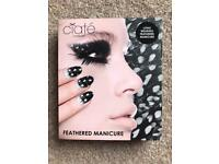 BRAND NEW CIATE LONDON FEATHERED MANICURE