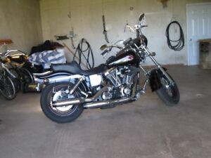 For Sale 1999 Wide Glide