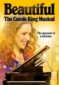 "2 Tickets for ""Beautiful"" The Carole King Musical"