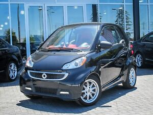 2015 Smart fortwo passion cpé