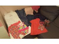 Selection of 18-24mth items