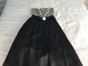 Magnifique robe de soirée, comme neuve