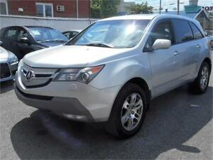 ACURA MDX SHawd 2008 ( TOIT OUVRANT, 7 PASSAGERS, BAS KILO )