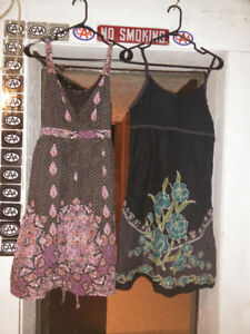 Variety of dresses size 6-10, M/L