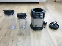 Nutri Ninja Blender with Auto IQ - Silver