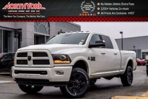 2017 Ram 2500 New Car Laramie 4x4 Mega Cab|Diesel|Leather|Sunroo