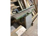 Warco electric planer