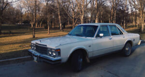 1979 Chrysler Lebaron - Great Condition Used Car