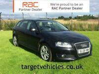2009 AUDI A3 1.9 TDI SPORT ~£30 PER YEAR ROAD TAX~FULL SERVICE HISTORY~