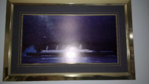 """Titanic Print """"Night to Remember"""" by Melbourne Brindle"""