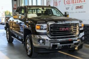 2015 GMC SIERRA 2500HD Double Cab 4x4 SLT, 6.0L