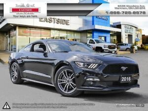 2016 Ford Mustang Base Ecoboost -