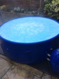 Monaco Lay z Spa Hot Tub