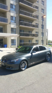 BMW 5 SERIES 545I SPORT PACKAGE!! SMG 6SPEED!! PADDLE SHIFTERS!!