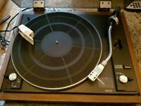 Sansui SR-212 Record Player / Turntable