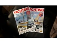 Yachting Monthly magazine, over 250 editions 1995-2017