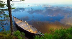 Black Spruce 16 Foot Tripper Canoe