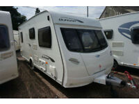 2011 LUNAR QUASAR 534 4 BERTH CARAVAN - FIXED BED - MOVER - STUNNING!!