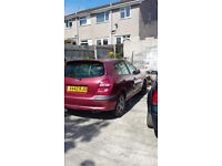 2000 NISSAN ALMERA 1.8 Sport PETROL Breaking for parts