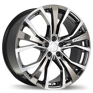 Mags jantes 20 POUCES  FAST WHEELS  ULTIMATE  20 x 8.5  5 x 120