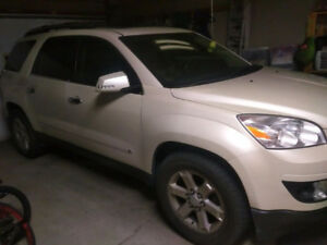 2008 Saturn OUTLOOK Leather SUV, Crossover