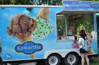 NOW HIRING Ice Cream Scoopers for Kempenfest August 4-7