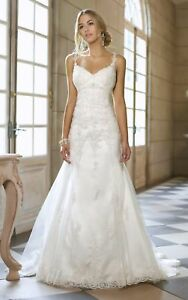 Wedding dress for sale due to unintentional button pressing....