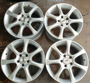 """4 mags sport edition 17"""" bolt pattern"""
