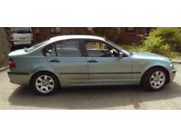 Nice Green BMW 3 Series with Low mileage