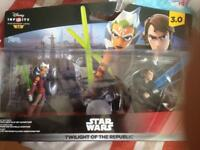 Disney infinity Star Wars twilight of republic new
