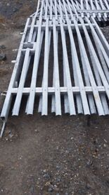 Palisade Fencing and Gates For Sale